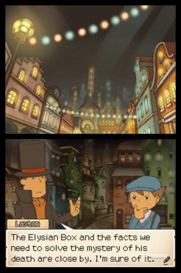 Professor Layton and Pandora's Box_10