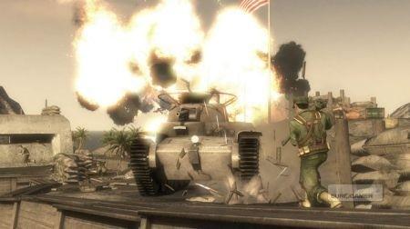 Battlefield 1943: fuoco