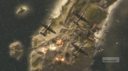 Battlefield 1943: aerei