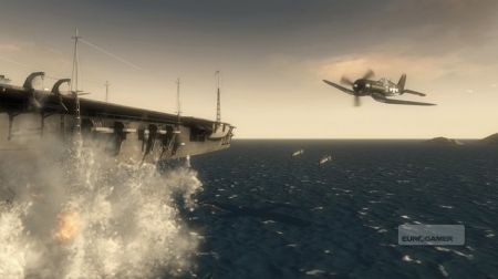 Battlefield 1943: mare