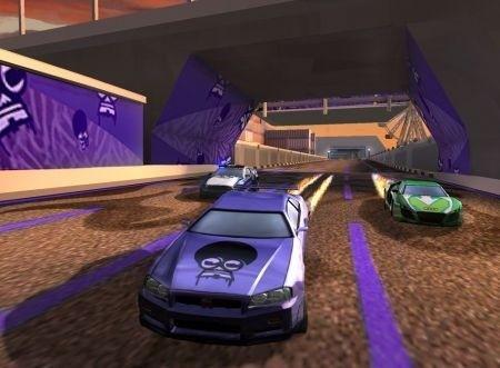 Need for Speed: Nitro - corsa