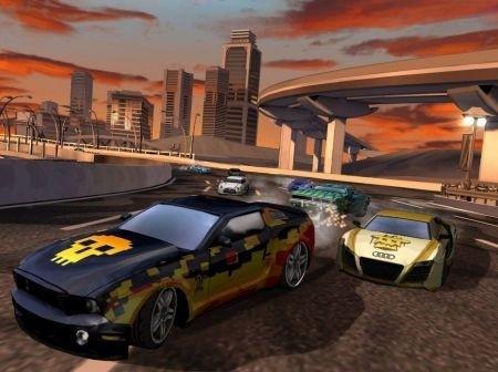 Need for Speed: Nitro - auto