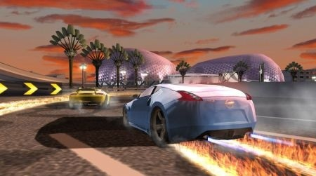 Need for Speed: Nitro - luci