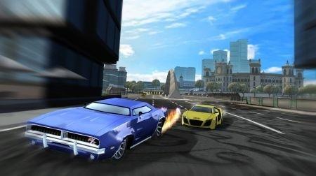 Need for Speed: Nitro - fuoco