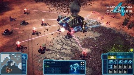 Command & Conquer 4 – nuove immagini