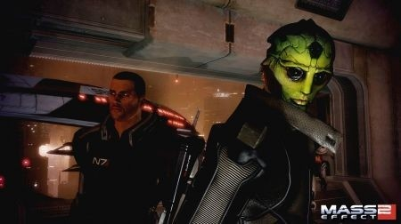 Mass Effect 2: guerriero