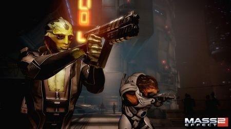 Mass Effect 2: arma