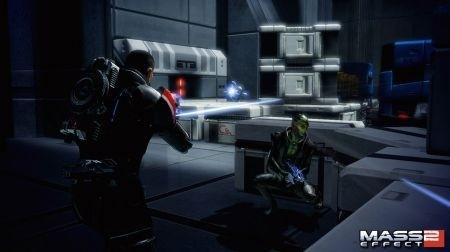 Mass Effect 2: ambiente
