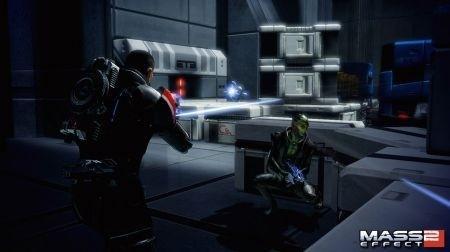 Mass Effect 2: ambiente