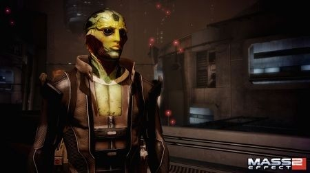 Mass Effect 2: Thane