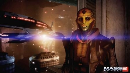 Mass Effect 2: primo piano
