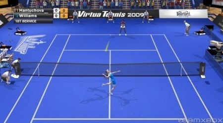 Virtua Tennis 2009: sfida