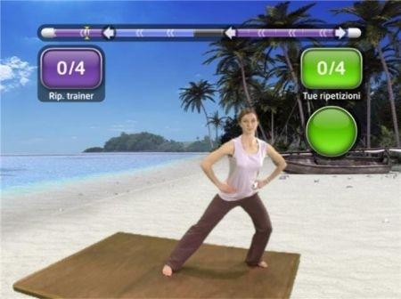 NewU Fitness First Personal Trainer: movimenti