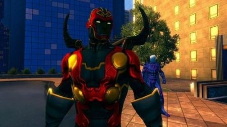 DC Universe Online new