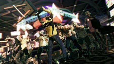 Dead Rising 2: combattimento