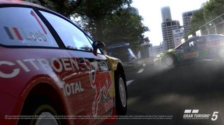 Gran Turismo 5: corsa