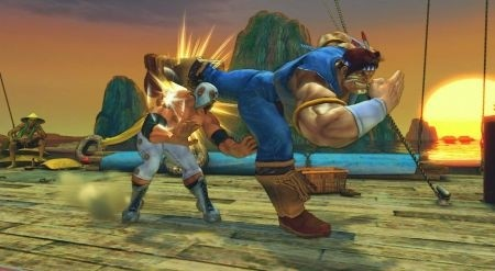 Super Street Fighter IV: azione