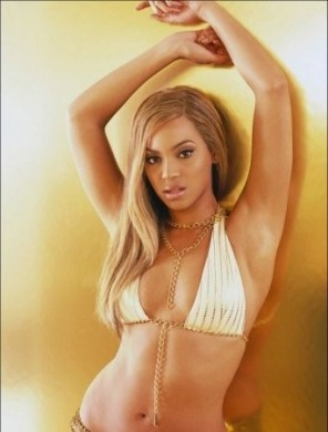 Beyonce: sexy