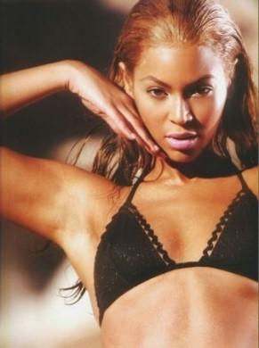 Beyonce: bikini