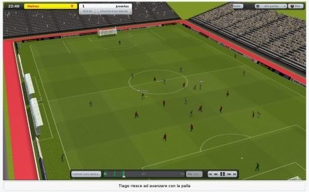 Football Manager 2010: partita