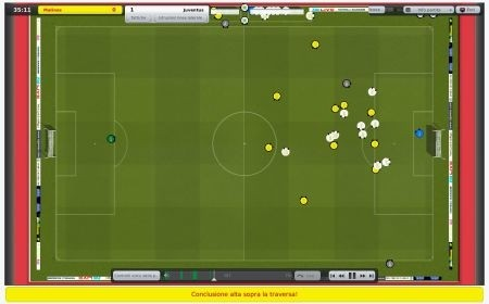 Football Manager 2010: cronaca