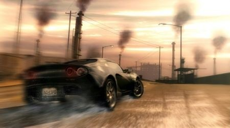 Need for Speed Undercover: vettura