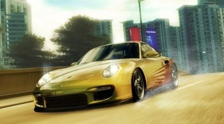 Need for Speed Undercover: strada