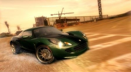 Need for Speed Undercover: azione