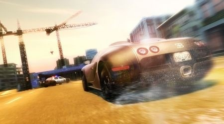 Need for Speed Undercover: auto
