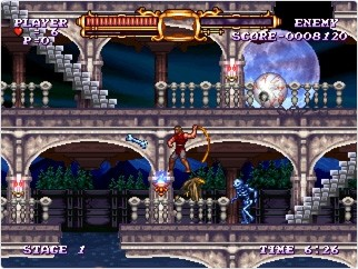Castlevania The Adventure Rebirth_4