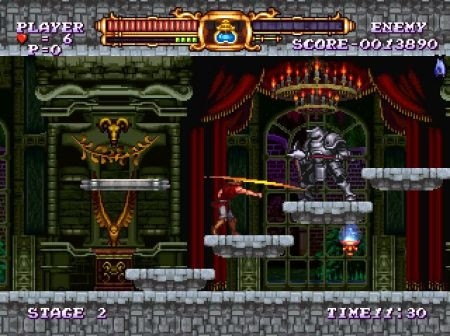 Castlevania The Adventure Rebirth_5