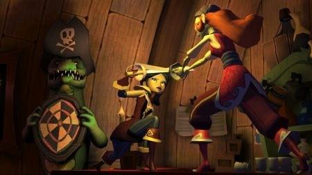 Tales of Monkey Island: spade