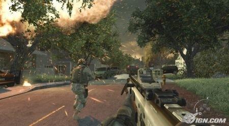 Call of Duty: Modern Warfare 2 - corsa