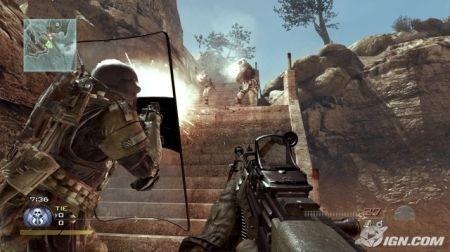 Call of Duty: Modern Warfare 2 - azione