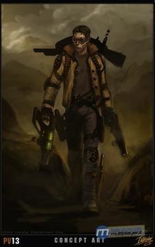 Fallout Project V13: locandina