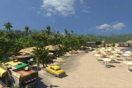 Tropico 3: spiaggia