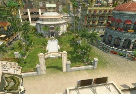 Tropico 3: costruzione