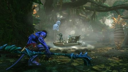 James Cameron's Avatar - navi
