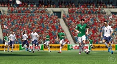 FIFA World Cup 2010: gioco