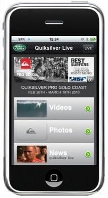 Quiksilver Live