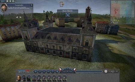 Napoleon: Total War - costruzione
