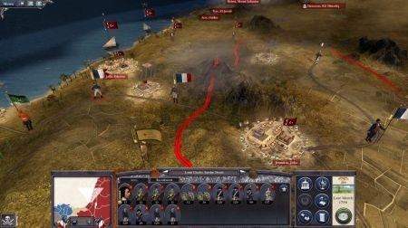 Napoleon: Total War - battaglia