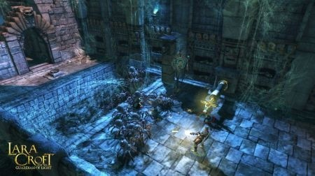 Lara Croft and the Guardian of Light: lotta