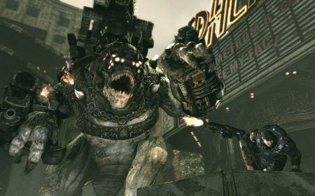 Gears of War 3: mostri