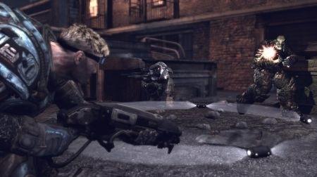 Gears of War 3: armi