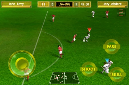Mondiali 2010: FIFA World Cup su iPhone