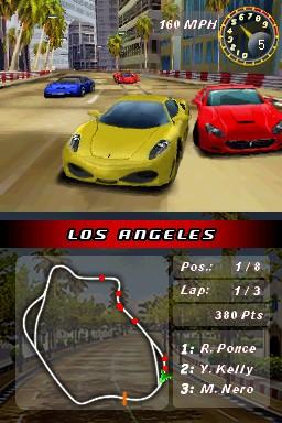 Ferrari GT: Evolution - corsa