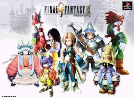 Final Fantasy IX attesissimo su PS Store