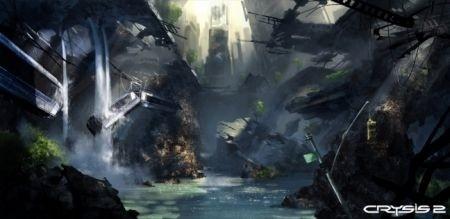 Crysis 2: viaggio