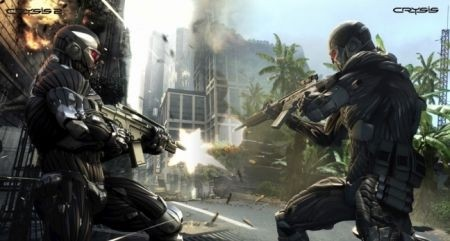 Crysis 2: spari